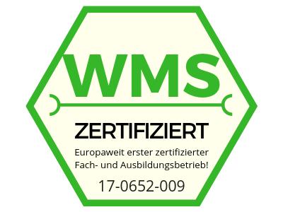 Zertifikat für Tachojustierung